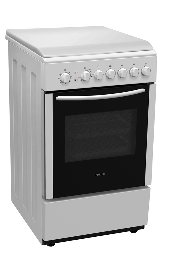 Cuisini re lectrique proline pecne604wh 4147928 darty - Darty cuisiniere electrique ...