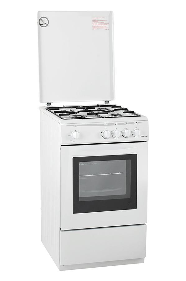 Gaziniere proline pgc5060 w f 3698327 darty - Cuisiniere a gaz ...
