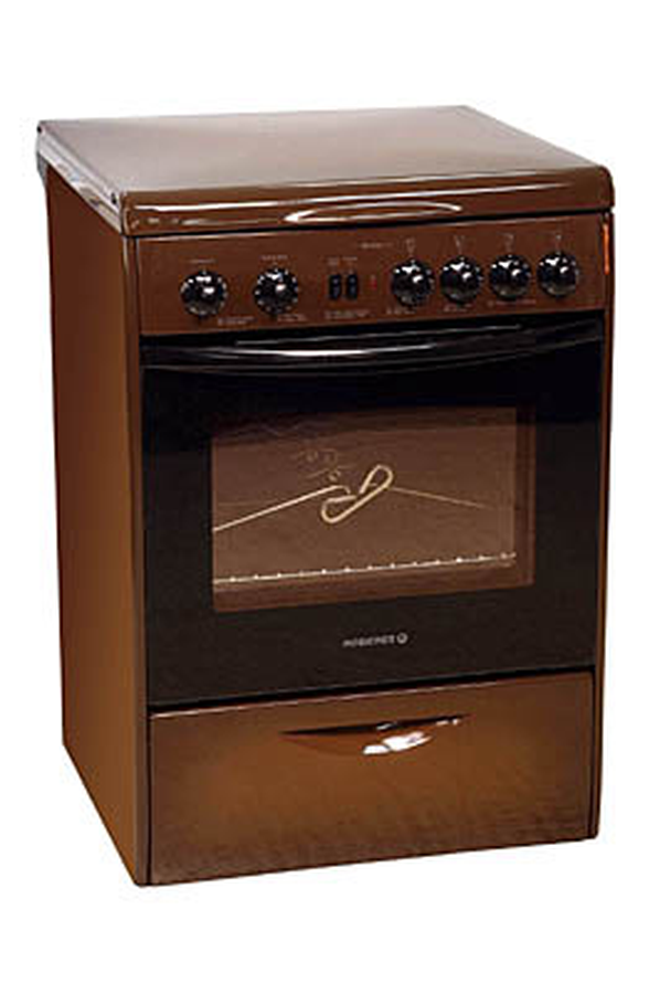 gaziniere rosieres rcg 625 ma marron rcg625marron. Black Bedroom Furniture Sets. Home Design Ideas