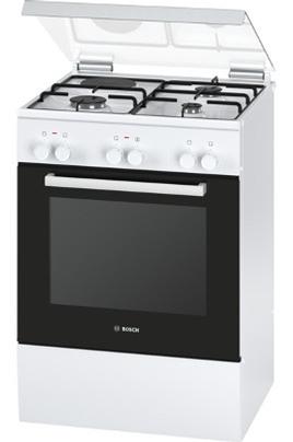 Cuisinière mixte HGD72D120F Bosch
