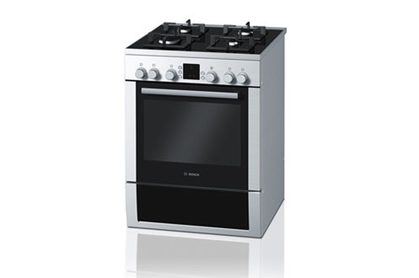 cuisini re mixte bosch hgv747356f inox 3752526 darty