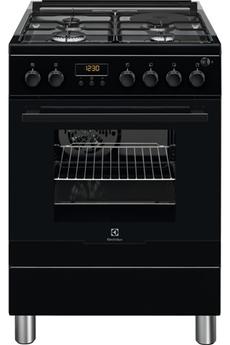 Cuisinière mixte Electrolux EKM66722OK NOIR