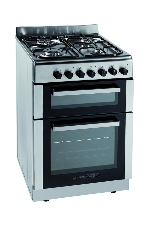 Cuisini re mixte la germania tgx60dfx inox 4156820 - Cuisiniere la germania ...