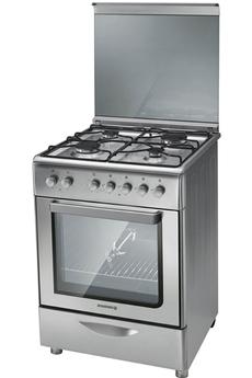 Cuisinière mixte RGC 6312 IN INOX Rosieres