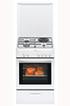 Cuisinière mixte SCM1205W Sauter