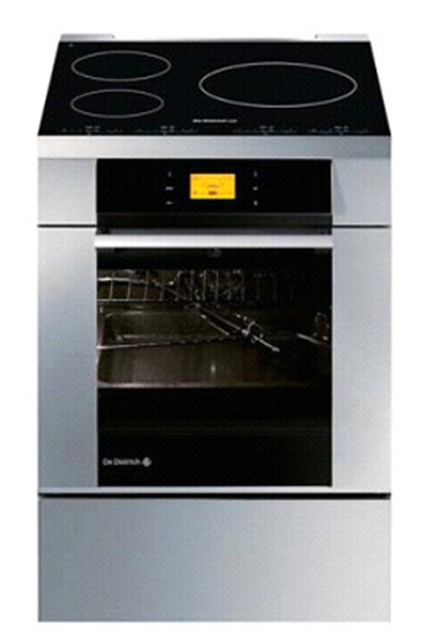 Cuisini re induction de dietrich dci998x inox 3119319 darty - Cuisiniere induction chez darty ...
