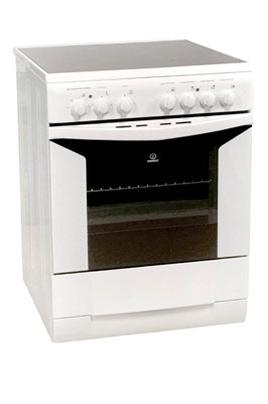 cuisini re vitroc ramique indesit k6c51 w k6c51w 1876856. Black Bedroom Furniture Sets. Home Design Ideas