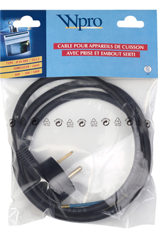 Cordon d'alimentation Cordon électrique 20A Wpro