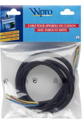 Cordon d'alimentation Wpro CORDON ELECTRIQUE 32A
