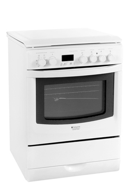 Cuisinière mixte CX 61 SFAW F/HA Hotpoint (obs)