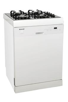 Lave-vaisselle table de cuisson DKH810 Brandt
