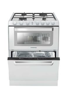 Lave-vaisselle table de cuisson TRG60RB Rosieres