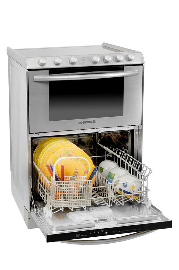 lave-vaisselle table de cuisson rosieres triple 10vx (3206920) | darty