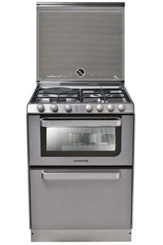Lave-vaisselle table de cuisson Rosieres Trio Table de cuisson four lave-vaisselle - TRM60IN/NG INOX