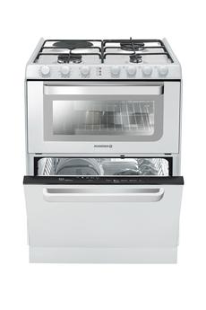 Lave-vaisselle table de cuisson TRM60RB BLANC Rosieres
