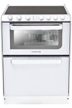 Lave-vaisselle table de cuisson Rosieres TRIO TABLE DE CUISSON FOUR LAVE-VAISSELLE - TRV60RB/U BLANC Darty