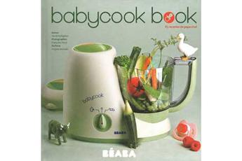 Livre de cuisine BABYCOOK BOOK Editions Culinaires