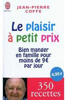 Livre de cuisine LE PLAISIR A PETIT PRIX Flammarion