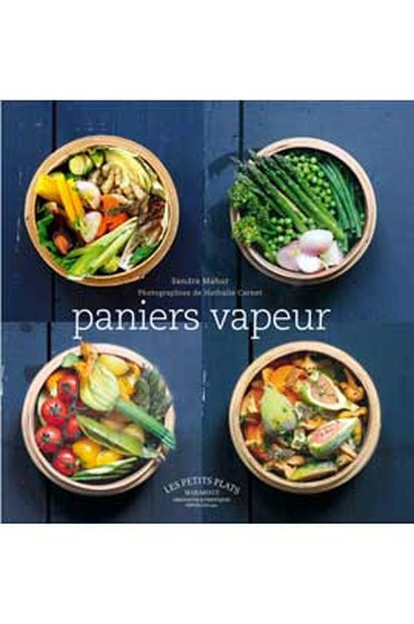 Livre de cuisine marabout paniers vapeur 1298623 darty - Marabout livre cuisine ...