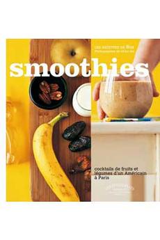 Livre de cuisine SMOOTHIES Marabout
