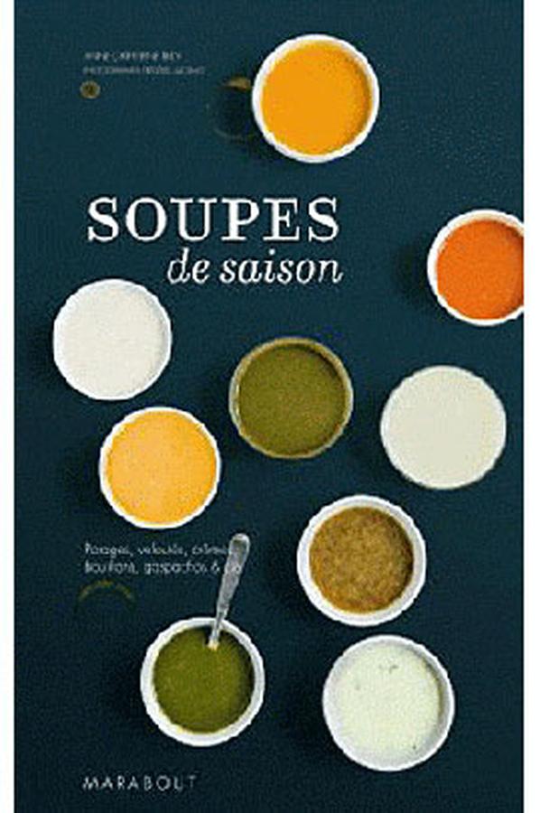 livre de cuisine marabout soupes de saison 1278720 darty. Black Bedroom Furniture Sets. Home Design Ideas