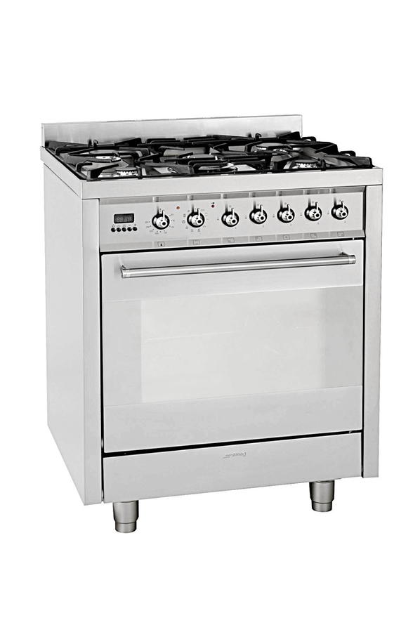Piano de cuisson smeg c7gpx8 inox 3399141 darty - Piano induction smeg ...