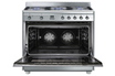 Smeg CG90X INOX photo 2