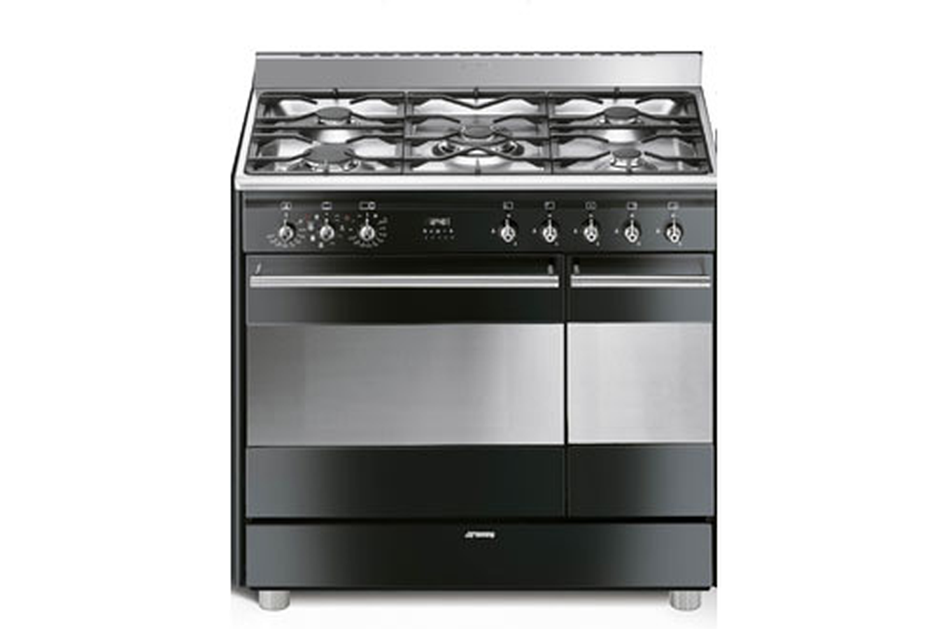 Piano de cuisson Smeg SCB92MN8 (3415384)  Darty