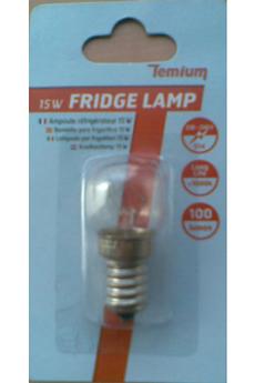Ampoule AMPOULE REFRIGERATEUR E14 15W Temium