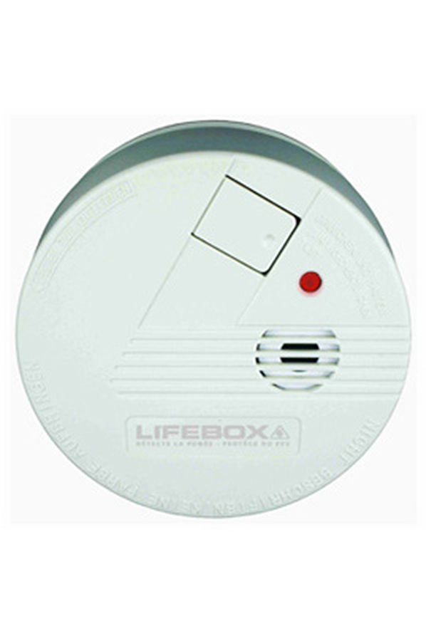 D tecteur de fum e lifebox detc08b security 2839059 darty - Detecteur de fumee lifebox ...