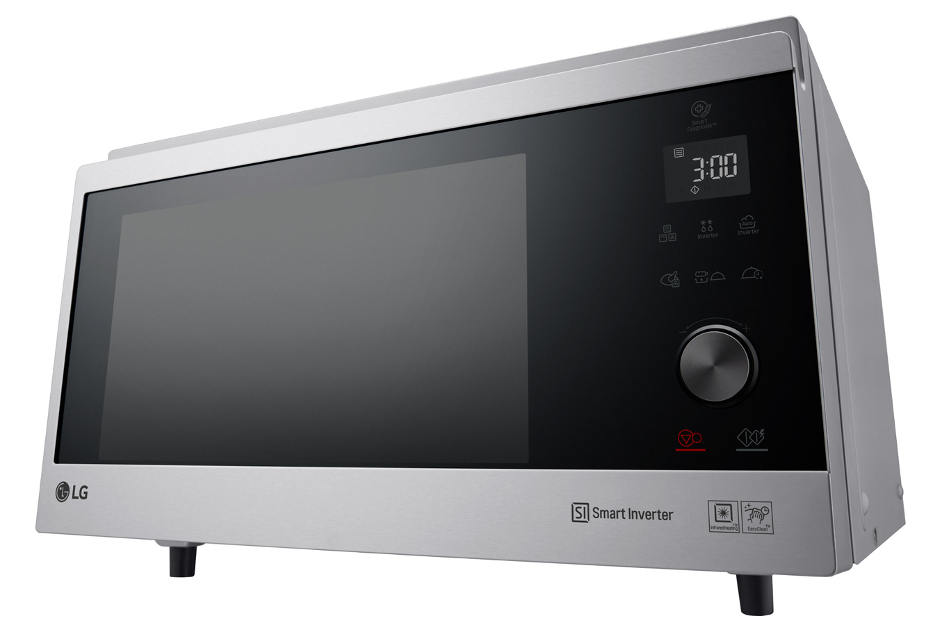 Lg mj3965acs micro ondes electrom nager for Nettoyer four micro ondes