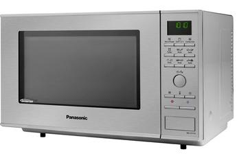 Micro ondes combiné NN-CF771SEPG INOX Panasonic