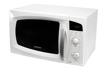 micro ondes combin samsung c 105 blanc darty. Black Bedroom Furniture Sets. Home Design Ideas
