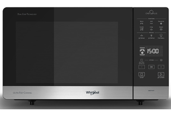 Micro ondes combiné Whirlpool CMCP34R9 BL CHEF PLUS