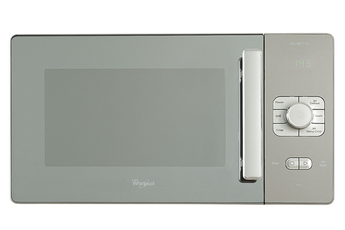 Micro ondes et gril GT386MIR SILVER Whirlpool