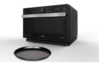 Micro ondes combiné Whirlpool MWP338B Supreme Chef