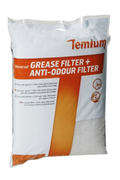 Filtre de hotte anti graisse Temium KIT FILTRES UNIVERSELS