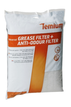 Filtre de hotte anti graisse KIT FILTRES UNIVERSELS Temium