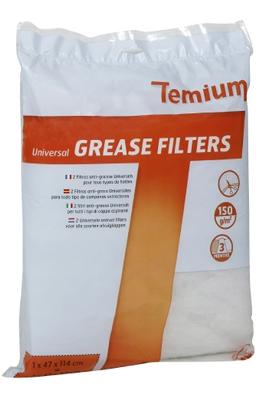Filtre de hotte anti graisse Temium EF 150