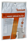 Filtre de hotte anti graisse Temium PACK FILTRES MAGIC UNIVERSELS
