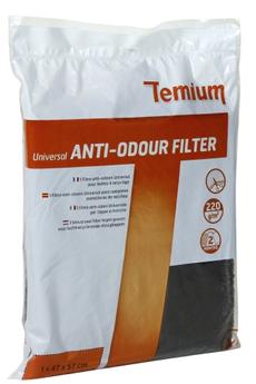 Filtre de hotte anti odeurs FILTR ODEUR 220G/M2 Temium