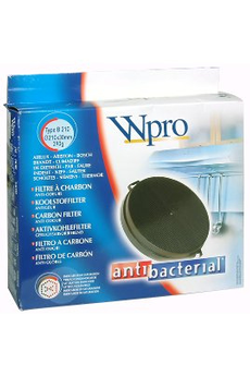 Filtre de hotte anti odeurs FILTRE ANTI-ODEURS FAC539 Wpro