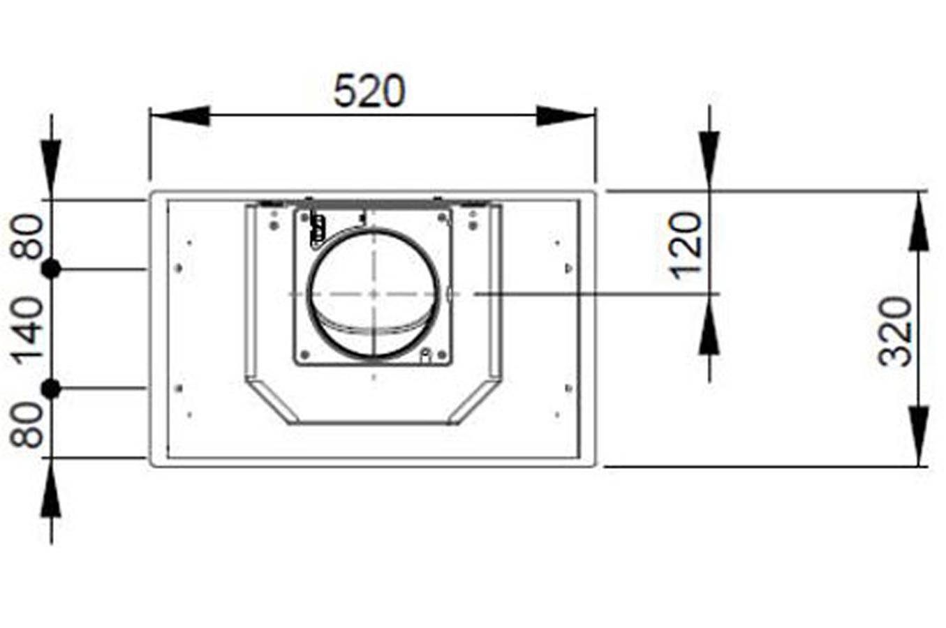 Roblin inspiration roblin rangehood roblin roblin wall for Hotte aspirante moteur exterieur