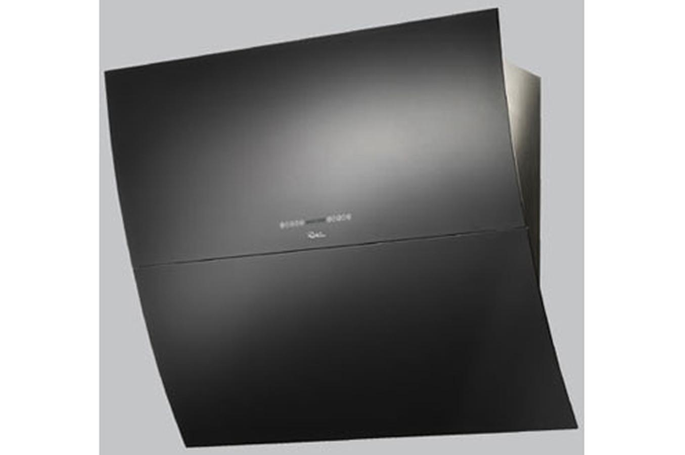 hotte d corative murale roblin ombre noire 900 2743582 darty. Black Bedroom Furniture Sets. Home Design Ideas