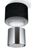 hotte lot roblin f light lustre kal darty. Black Bedroom Furniture Sets. Home Design Ideas