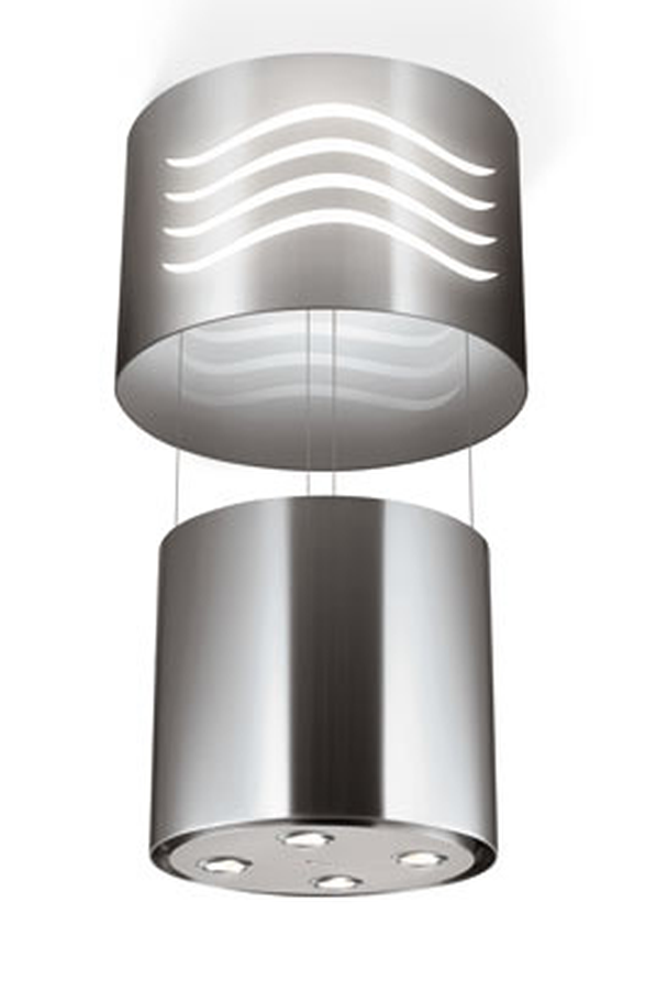 Hotte lot roblin f light lustre ver 3455351 darty - Hotte aspirante design pas cher ...