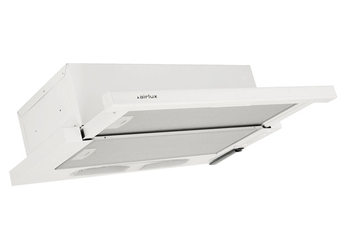 Hotte tiroir HT20A BLANC Airlux