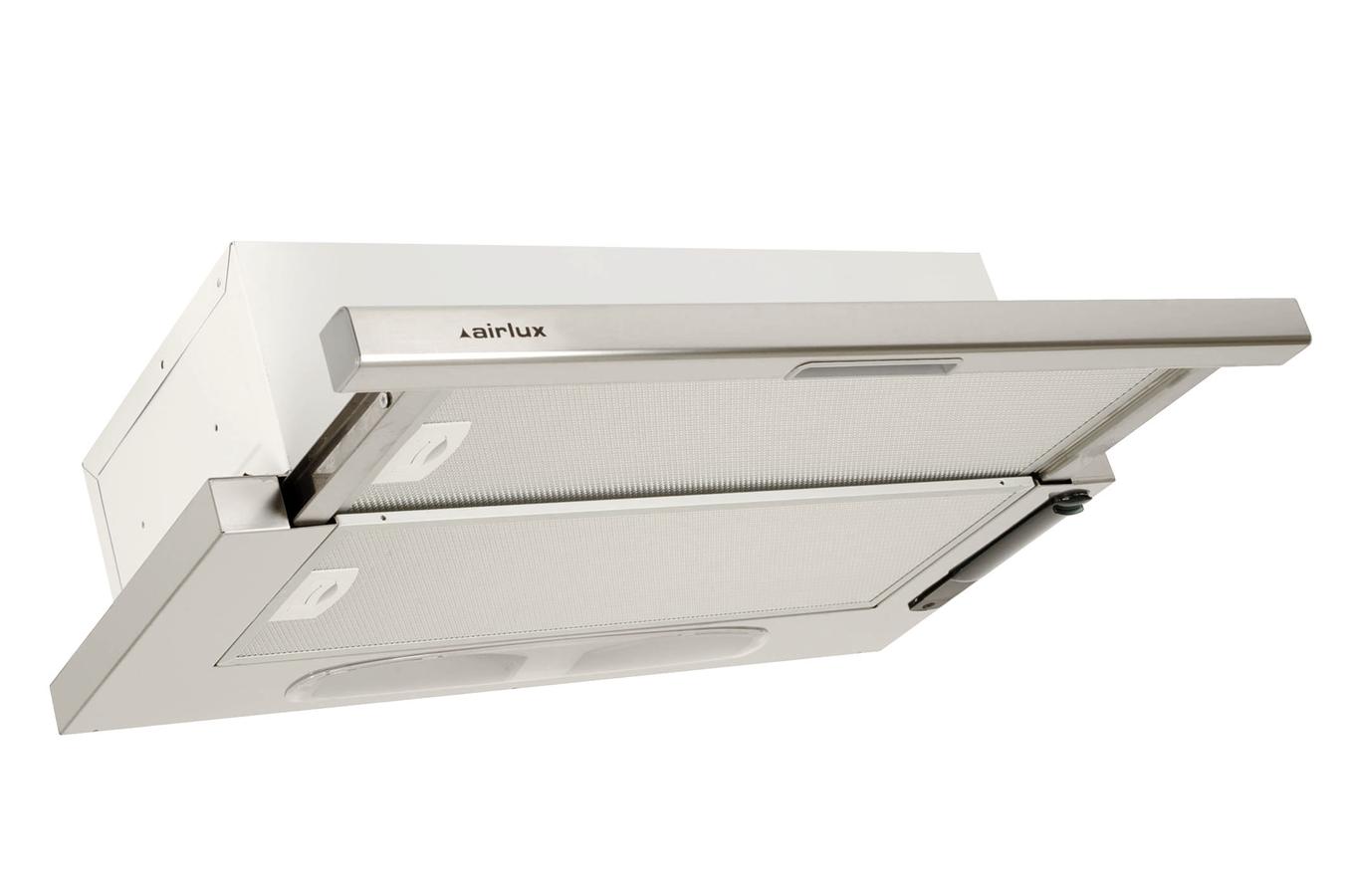 hotte tiroir airlux ht20c inox ht20c inox 2803852 darty. Black Bedroom Furniture Sets. Home Design Ideas