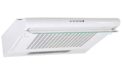 Hotte visi re airlux hc 250 a blanc hc250 1704109 - Filtre hotte de cuisine ...