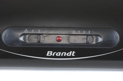 Brandt AC 400 BF1 NOIR